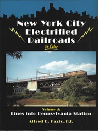 New York City Electrified Railroads, Volume 2