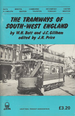 The Tramways of South-West England