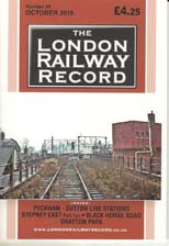 London Railway Record, October 2016