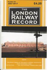 London Railway Record, July 2017